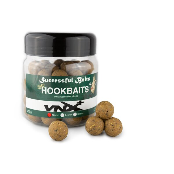 Hard Hookbaits VNX+ 24mm