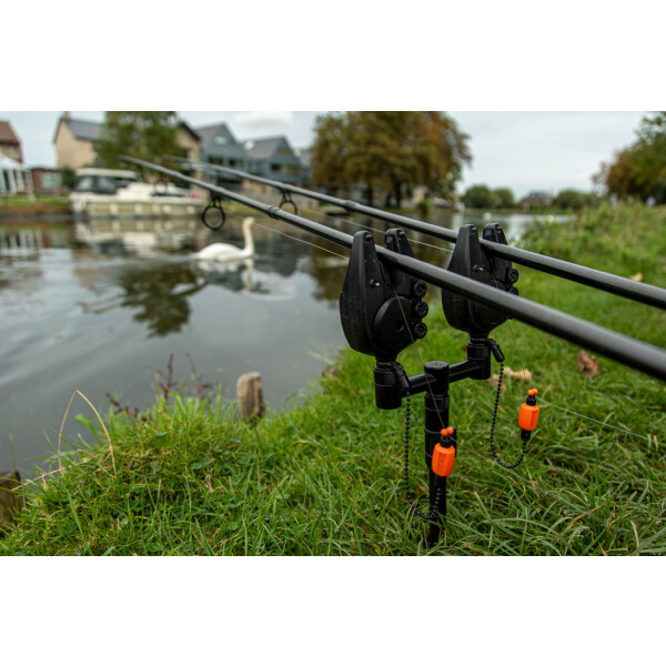 Fox Black Label QR Buzz Bars - 2 Rod Adjustable