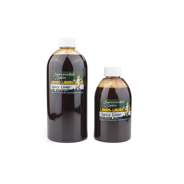 Liquid Spicy Liver 500ml