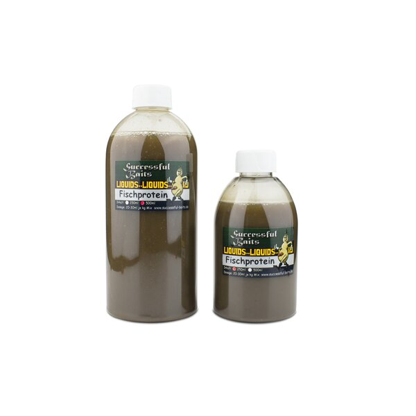 Liquid Fishprotein 500ml