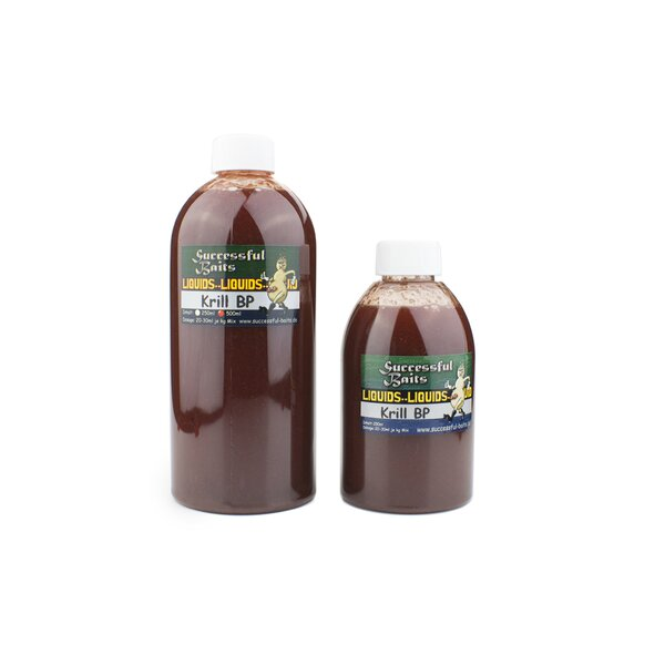 Liquid Krill Black Pepper 250ml