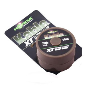 Korda Kable XT Extreme Leadcore 70lb Gravel Brown