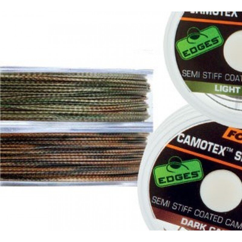 Fox EDGES Camotex Stiff Dark 25lb