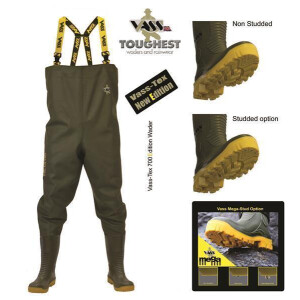 Vass E Nova 700 Chest Wader 44 (UK 10)