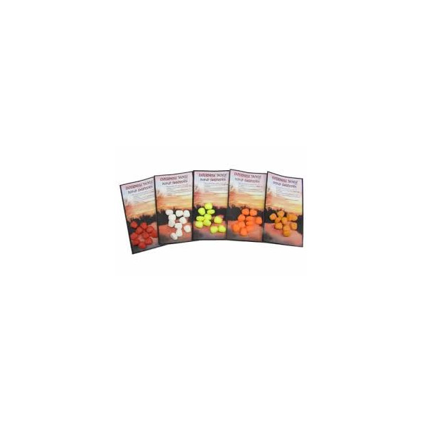 Enterprise Tackle Pop Up Sweetcorn Orange