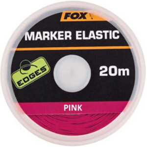 Fox Edges Marker Elastic PINK 20m