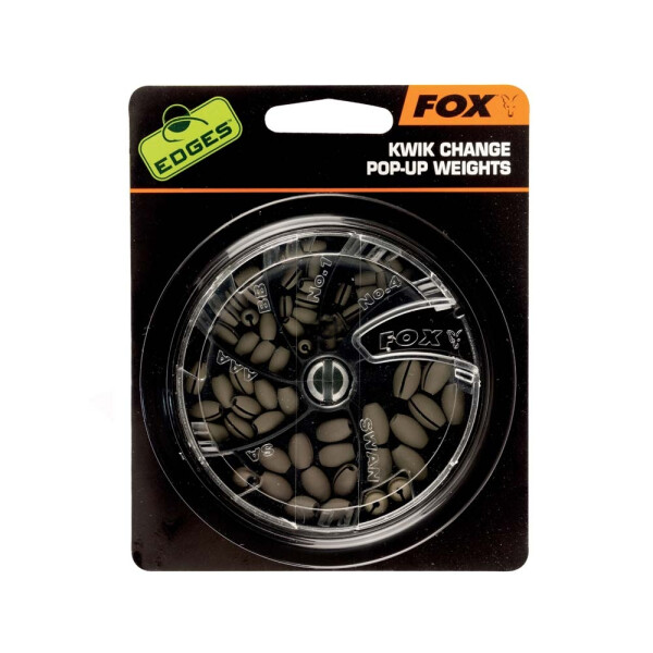 Fox Edges Kwick Change Pop Up Weight Dispenser