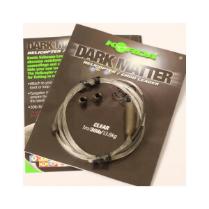 Korda - Dark Matter Helicopter Chod Leader Clear