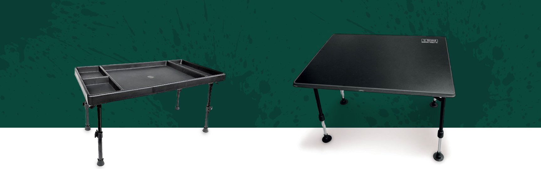 Bivvy Tables