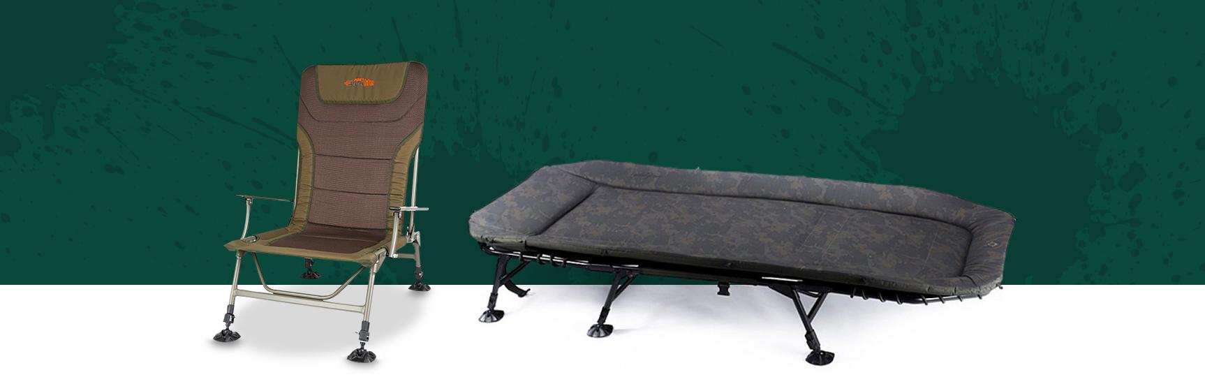 Liegen & Stühle