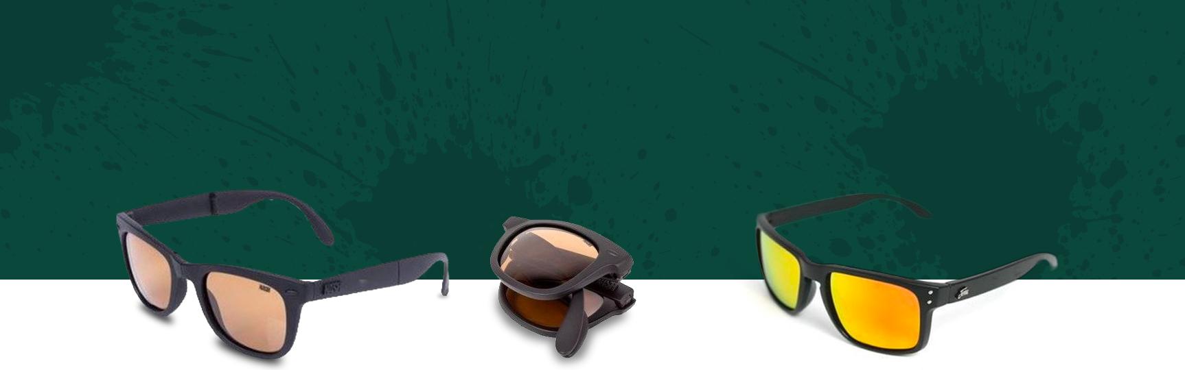 Sonnenbrillen / Polbrillen